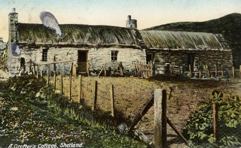 Crofting A Wee But And Ben My Life And The History Of