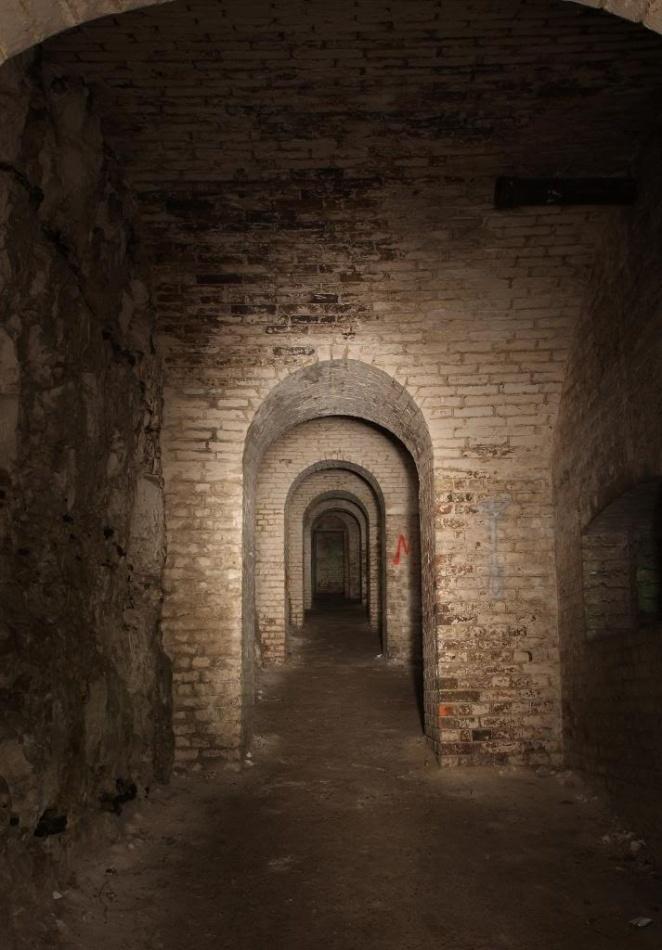 lonely hallway