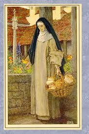 medieval nun