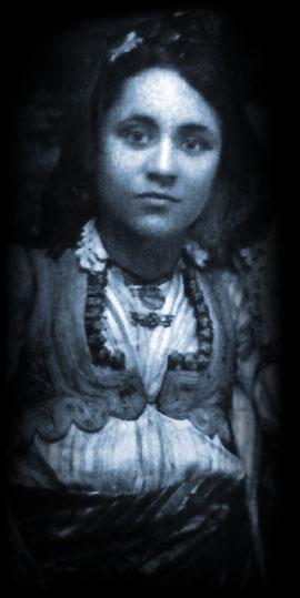 Mother Teresa nee Agnes Gonxha Bojaxhiu