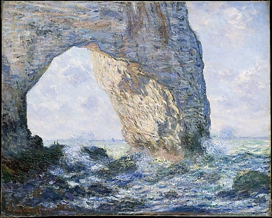 seascape by Monet