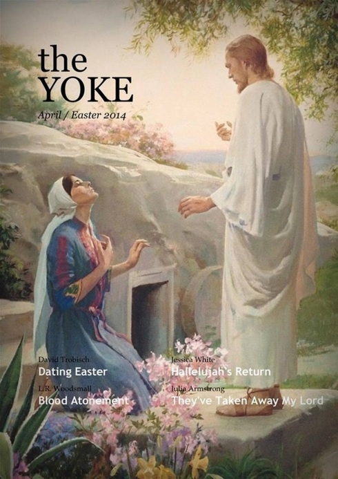 YOKE april 2014 cover