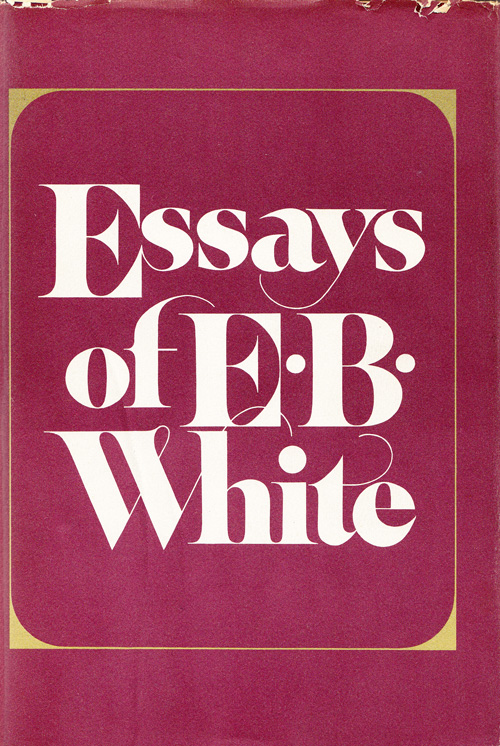 essays of eb white read online