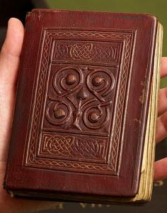 St. Cuthbert's Gospel